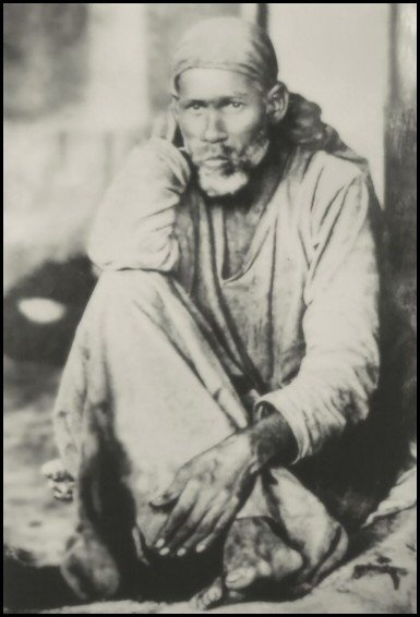 Shirdi Sai Baba Original Photo HD